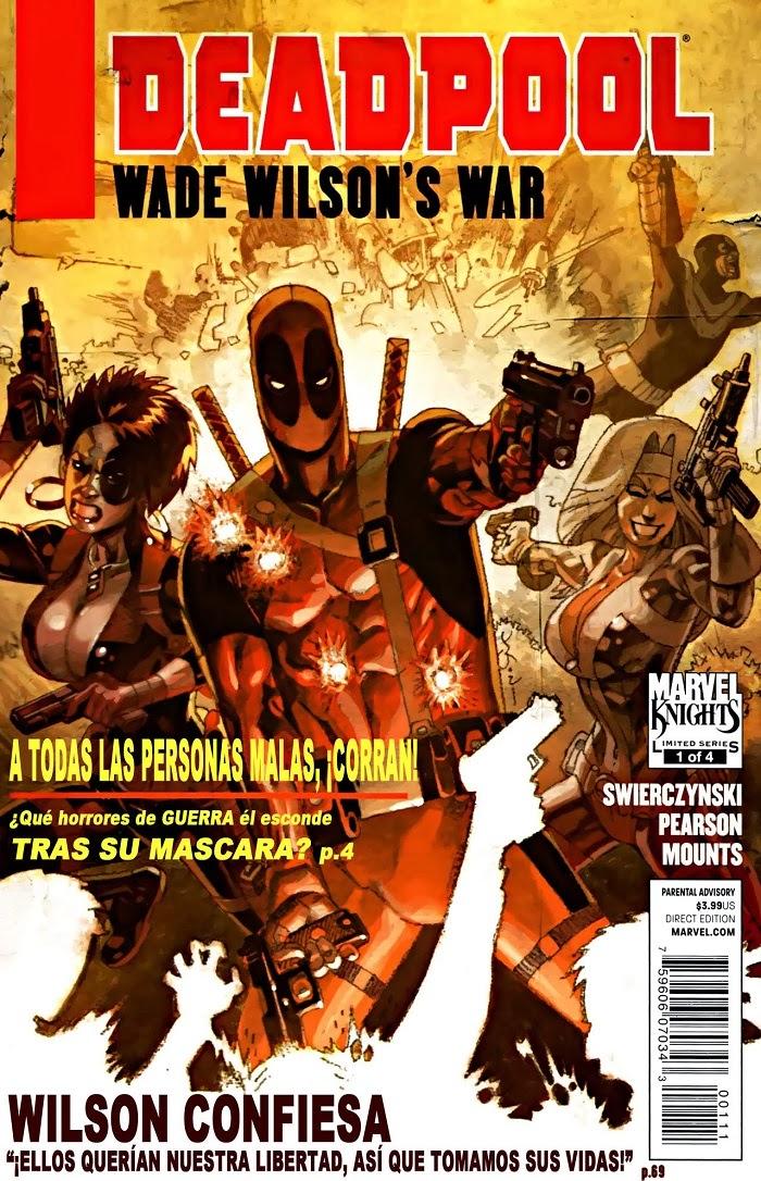 Comics Marvel Eventos 2010B MfCbrEsp - Animefrontline